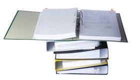 Open folder Royalty Free Stock Photography