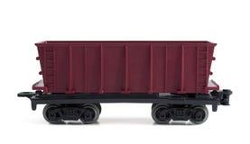 Open freight car Stock Photos
