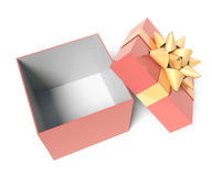 Open gift Stock Images