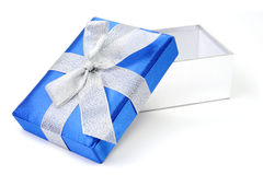 Open gift box Stock Photography
