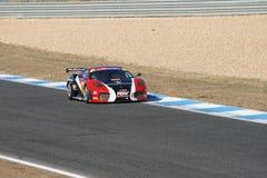 Open GT - Ferrari Stock Afbeelding