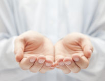 Free Open Hands Stock Photos - 22005413