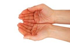 Open Hands Stock Images