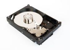 Open hard disk (HD) Stock Photo