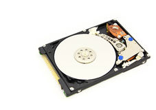 Open Harddisk Royalty Free Stock Photography