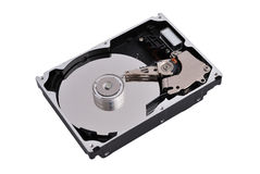 Open hdd Royalty Free Stock Images