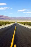 Open Highway Landscape Royalty Free Stock Image