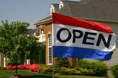 Open Huis Stock Foto's