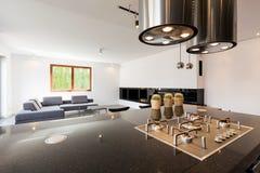 Open interior design Royalty Free Stock Photos