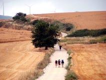 Open Journey Stock Photo