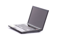 Open laptop Royalty Free Stock Images