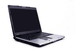 Open laptop Stock Afbeeldingen