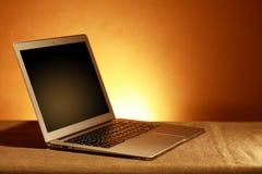 Open laptop Stock Foto's