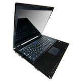 Open Laptop Notebook Stock Images