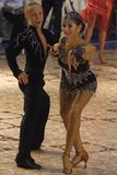 Open Latin Dance Contest, 14-15 (4) Royalty Free Stock Photo