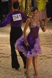 Open Latin Dance Contest, 19 - 35 (3) Stock Photography