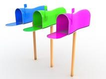 Open the mailbox #5 Stock Photos