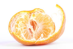 Open mandarin Stock Photos