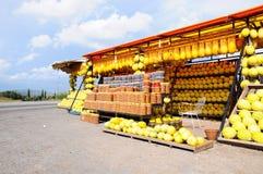 Open market in Turkey Royalty Free Stock Image
