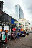 Open markt in Londen Stock Fotografie