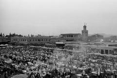 Open markt Marokko   Royalty-vrije Stock Foto's