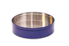 Open Metal box Royalty Free Stock Photography