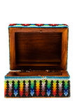 Open Mexican box Royalty Free Stock Image