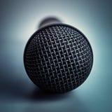 Open mic Stock Image