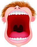 Open mouth Royalty Free Stock Photos