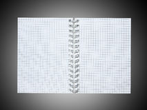 Open notepad Royalty Free Stock Photo