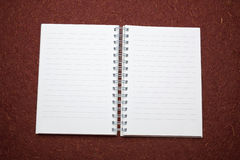 Open Notepad: Once Upon a Time... Royalty Free Stock Photos