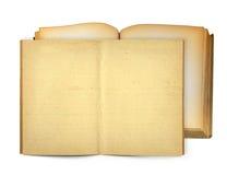 Open old books Stock Photos