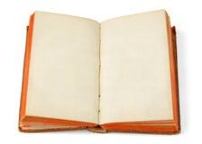 Open oud boek royalty-vrije stock afbeeldingen