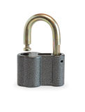 Open Padlock Stock Photography