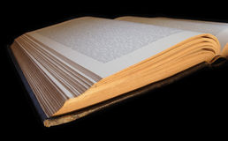 Open Pages Stock Images