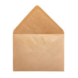Open paper envelope Royalty Free Stock Photos