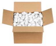 Open parcel Stock Photos