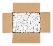 Open parcel Stock Images