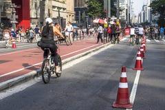 Open Paulista Royalty Free Stock Photos