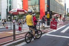 Open Paulista Stock Images