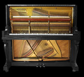 Open the piano Royalty Free Stock Image