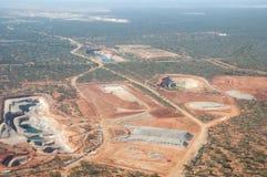 Open Pit - Australia Stock Photo