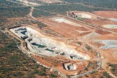 Open Pit - Australia stock photos