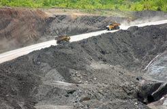 Stellerton Open Pit Mine Stock Image