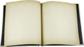 Open Plakboek Royalty-vrije Stock Fotografie