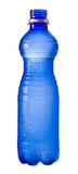 Open plastic bottle of water Stock Images