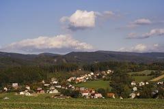 Open platteland Stock Afbeelding