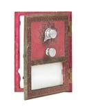 Open Post Office Box Door - Red Royalty Free Stock Photo