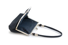Open purse classically Royalty Free Stock Photography