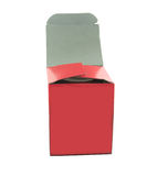 Open red box Stock Images